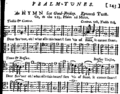 A book of psalmody- containing chanting-tunes for Venite exultemus Fleuron T161301-59.png