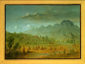 A crow village and the salmon river mountains.PNG