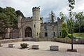 A gatehouse at Happendon - geograph.org.uk - 1414499.jpg