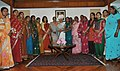 A group of Women Sarpanch and Panchayat Secretaries of Chhattisgarh calls on the Speaker, Lok Sabha, Smt. Meira Kumar, in New Delhi on March 15, 2011.jpg