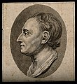 A man whose physiognomy expresses thoughtfulness. Drawing, c Wellcome V0009163EL.jpg