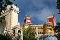 A mix of architectural styles at the Pena Palace.jpg