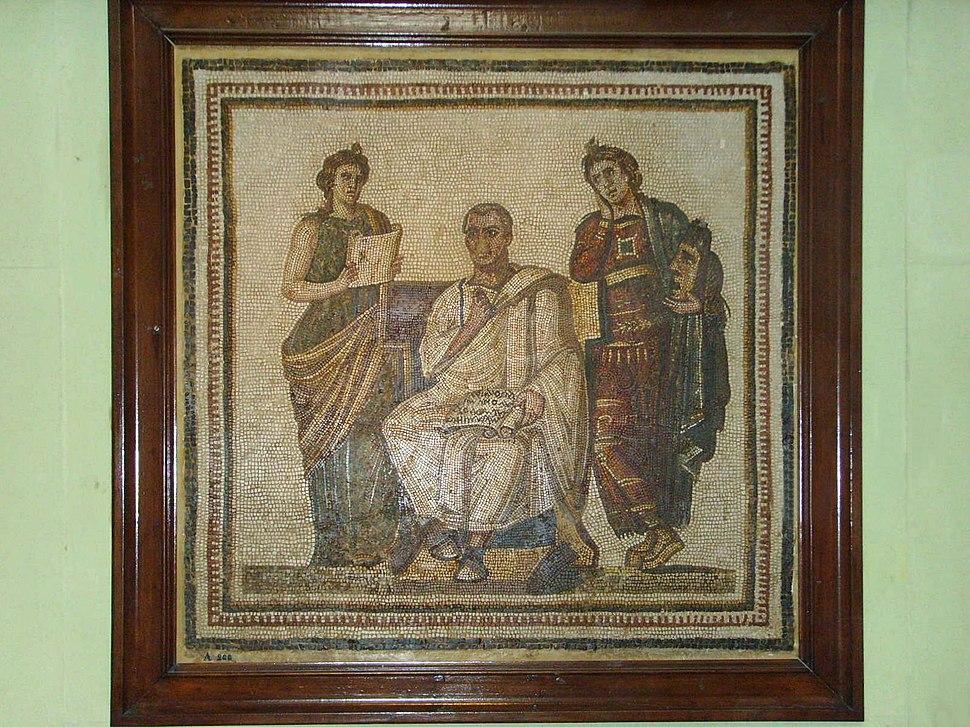 A mosaic BardoMuseum