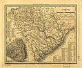 A new map of South Carolina with its canals, roads & distances from place to place along the stage & steam boat routes. LOC 98688556.jpg