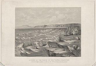 Royal Charter (ship) - Scene of the shipwreck