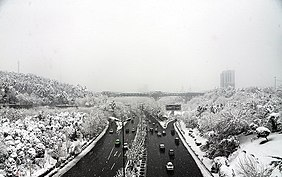 A snowy day in Tehran.jpg