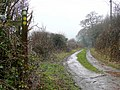 A wet Two Moors Way - geograph.org.uk - 1723050.jpg