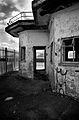 Abandoned Lighthouse Black and White (5617000413).jpg
