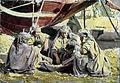 Abb. 502. Beduinenfrauen bei der Mahlzeit.jpg