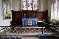 Abbess Roding - St Edmund's Church - Essex England - chancel sanctuary.jpg