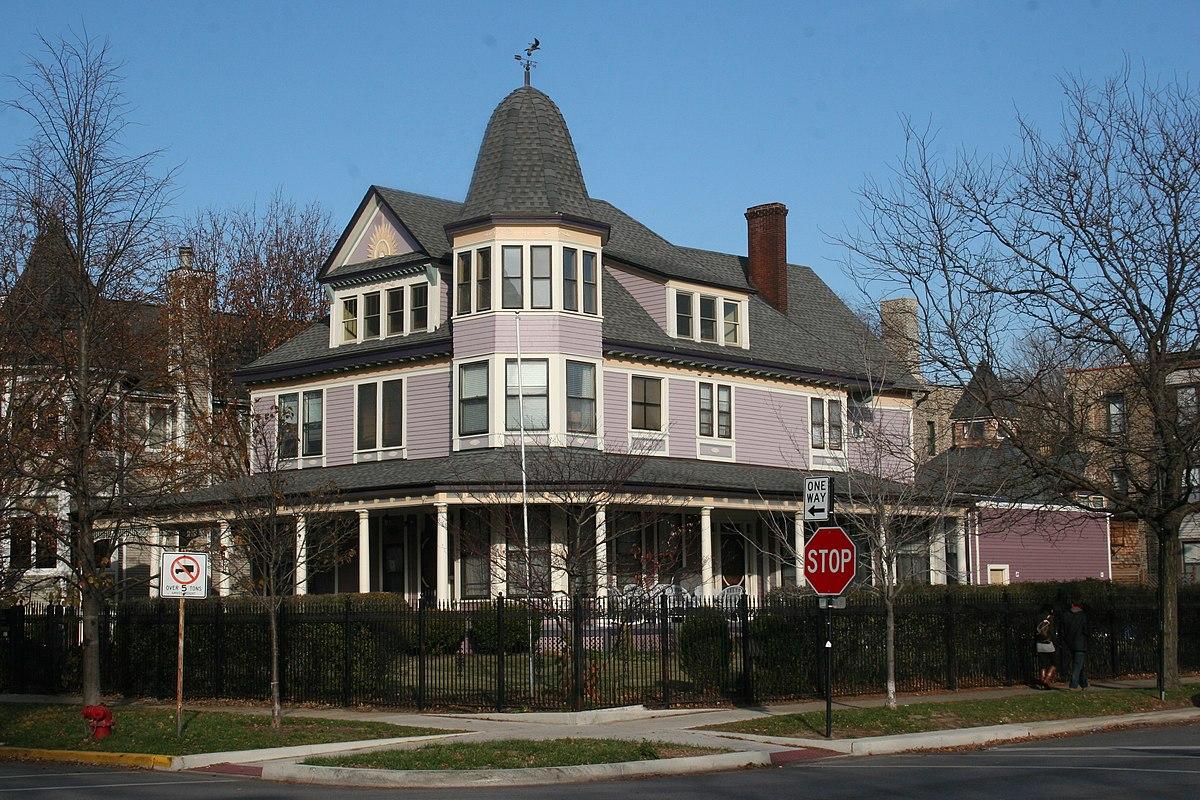 dr wallace c abbott house wikipedia ForAbbott House