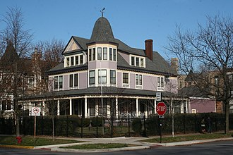 Dr. Wallace C. Abbott House - Image: Abbott, Dr Wallace C House 2