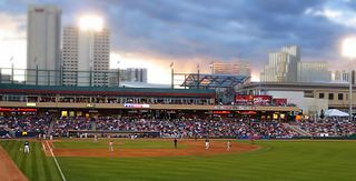 Reno Aces Minor League Baseball team