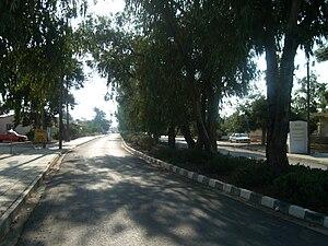 Achna - Image: Achna main street