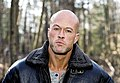 Actor & Model John Joseph Quinlan Leather Jacket by Steve Mark 5.jpg