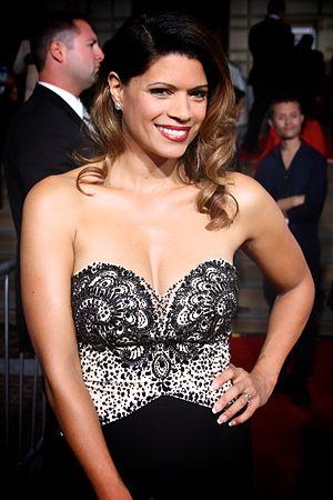 Andrea Navedo - Navedo at the 2014 Alma Awards