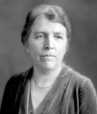 Ada Comstock - Ada Comstock in 1905