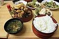 Adachi lunch @ Gohan-dokoro Adachi, Akihabara (あだちランチ@ごはん処あだち, 外神田3-11-6) (2011-11-14 by utsudar @Photozou 109091436).jpg