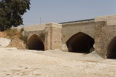 איך מגיעים באמצעות תחבורה ציבורית  לגשר עד הלום? - מידע על המקום