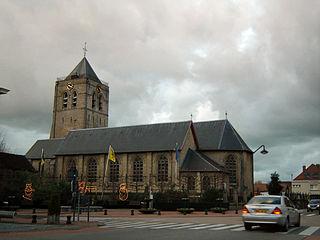 File Adinkerke Sint Audomaruskerk Jpg Wikimedia Commons