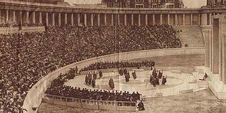 Lewisohn Stadium Defunct stadium in New York City