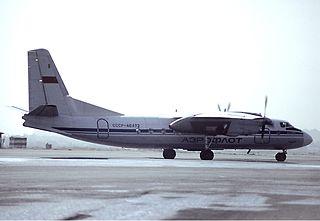 Aeroflot Flight 811 mid-air collision