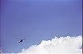 Aerospatiale VT-EHI Helicopter - 70mm Horizontal Film Shooting On Calcutta - Science City - Calcutta 1996-10-30 784.JPG