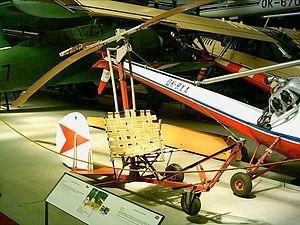 Evektor-Aerotechnik - Aerotechnik A-70 Autogyro