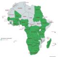 AfLIA member countries (2019).png
