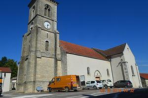 Ahuy - The Church of Saint Agnan