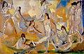 Air, Light, and Wave by Arthur Bowen Davies, c. 1914-17, High Museum of Art.jpg
