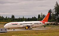 VT-ANC - B788 - Air India