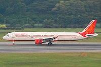 VT-PPA - A321 - Air India
