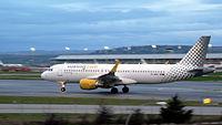 EC-MAN - A320 - Vueling
