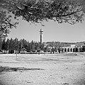 Al Haram esh-Sharif - Tempelberg en minaret, Bestanddeelnr 255-5420.jpg