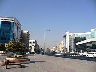 Al Sadd (Qatar) District in Ad Dawhah, Qatar