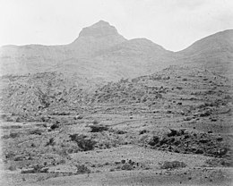 Alagi Amba, near Attala - The Abyssinian Expedition 1868 Q69840.jpg