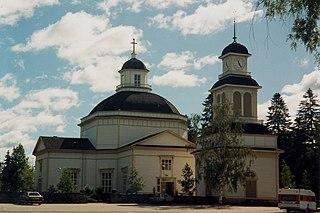 Alajärvi Town in South Ostrobothnia, Finland