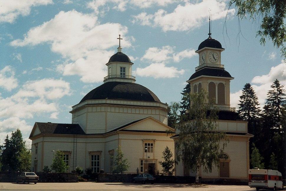 Alajärvi Church Alajärven kirkko