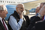 Alan Gross released from Cuban prison, arrives at Joint Base Andrews 141217-F-WU507-607.jpg