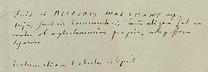 Albrecht von Haller - Manuscript notes from Albrecht von Haller. Da Fondazione BEIC