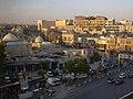 Aleppo (Halab), Blick auf die Altstadt vom Hotel Mirage Palace (vorm. Amir Palace) (26930970299).jpg