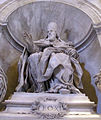 Alessandro Algardi, monumento a leone XI Medici, 1644, 02.JPG