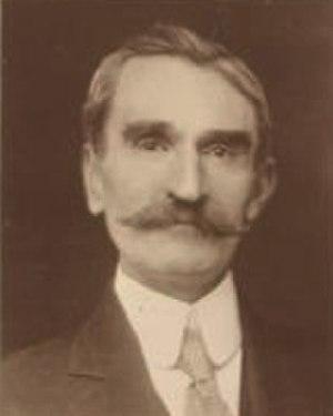 Alexander G. Crockett - Image: Alexander G Crockett 1912