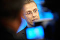 Alexander Stubb Finlands utrikesminister. Nordiska radets session 2009.jpg