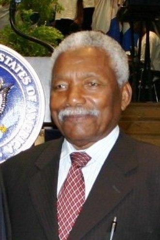 President of Zanzibar - Image: Ali Hassan Mwinyi