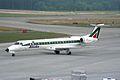 """Alitalia Express Embraer ERJ-145LR (EMB-145LR) I-EXMA """"Giosué Carducci"""" (33897767961).jpg"""