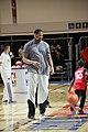 All-Star Game Weekend Robert Horry at NBA All-Star Center Court 2016 (4) (25037949315).jpg