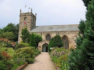 Hunmanby - All Saints' Church