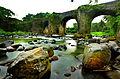 Allan Jay Quesada- DSC Malagonlong Bridge, Tayabas, Quezon.JPG